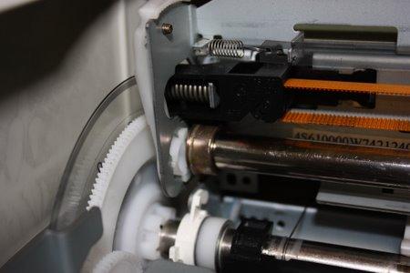 EPSON PM-3500C プリントヘッド故障の修理