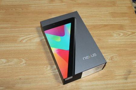 Googleが作った7インチタブレット NEXUS7の初期設定