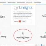 指定したサイトの異常に詳しいアクセス解析が見られます-Think Insights with Google
