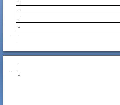 ワードで2ページ目にはみ出てしまった改行マーク.JPG