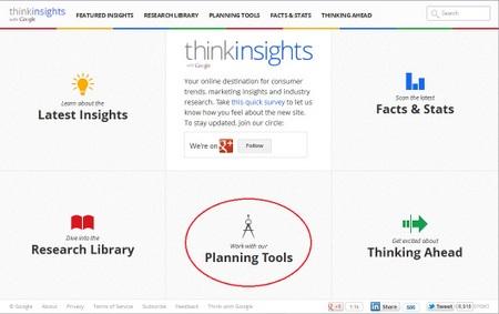 thinkinsights トップページ