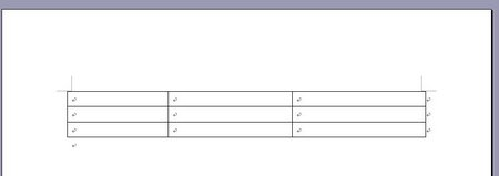 一発で文章の入力範囲いっぱいに表が拡張されます。