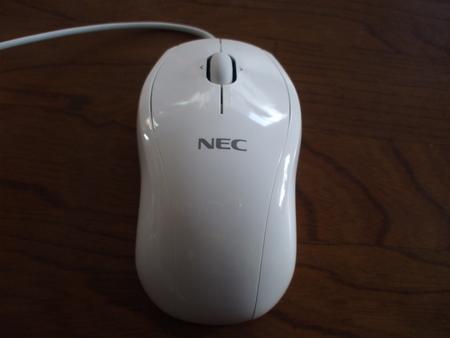 ll350添付のマウス上側